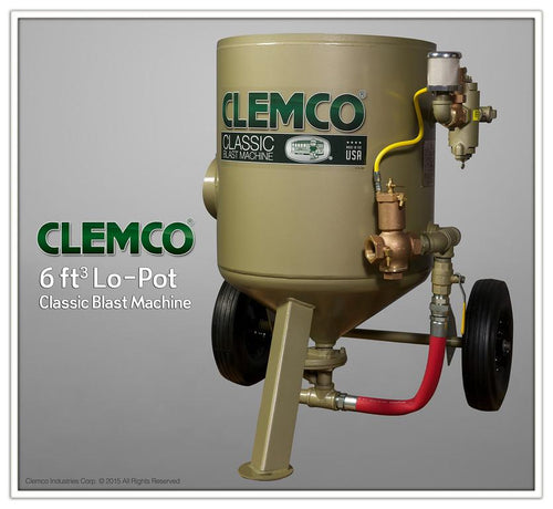 Clemco - 6.0 cu ft 1