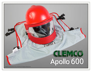 Apollo 600 Low Pressure Respirator for Abrasive Blasting
