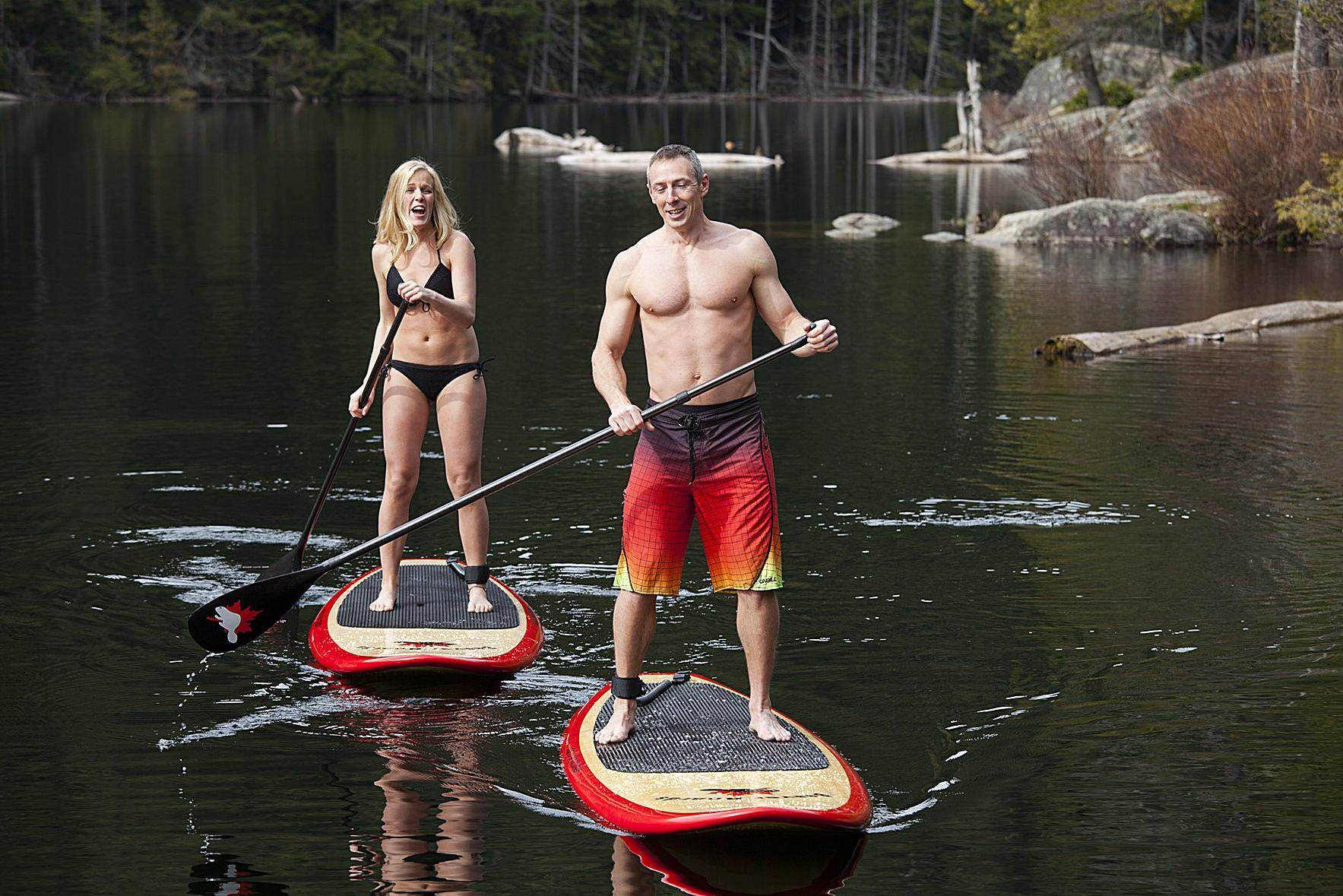 "The 10'6"" SUP Package"