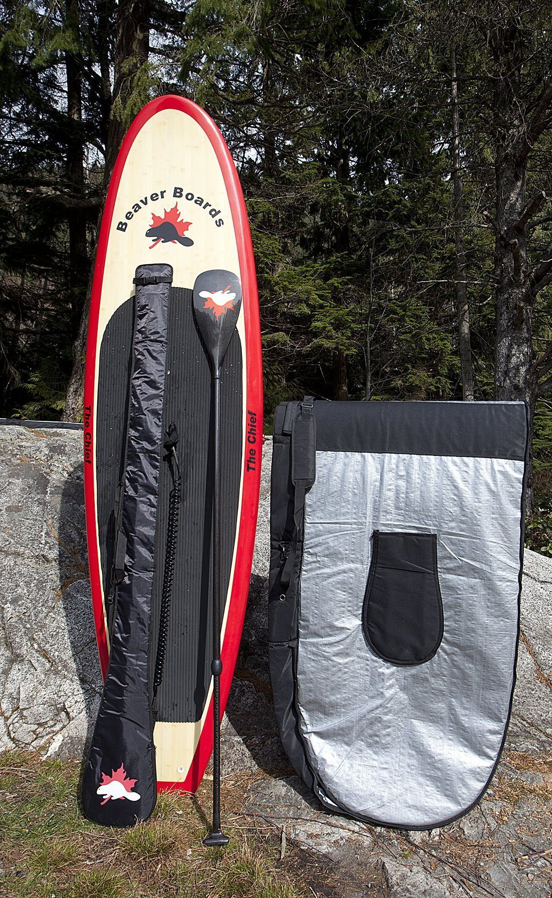 "The Chief 9'10"" SUP Package"