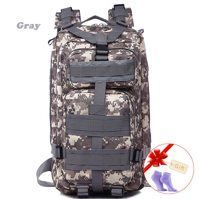 ... 1000D Nylon 9 Colors 28L Waterproof Outdoor Military Rucksacks Tactical  backpack Sports Camping Hiking Trekking Fishing ... ef4c6f276fd0a