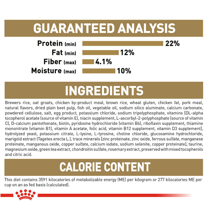 Royal Canin Breed Health Nutrition Bulldog Adult Dry Dog Food