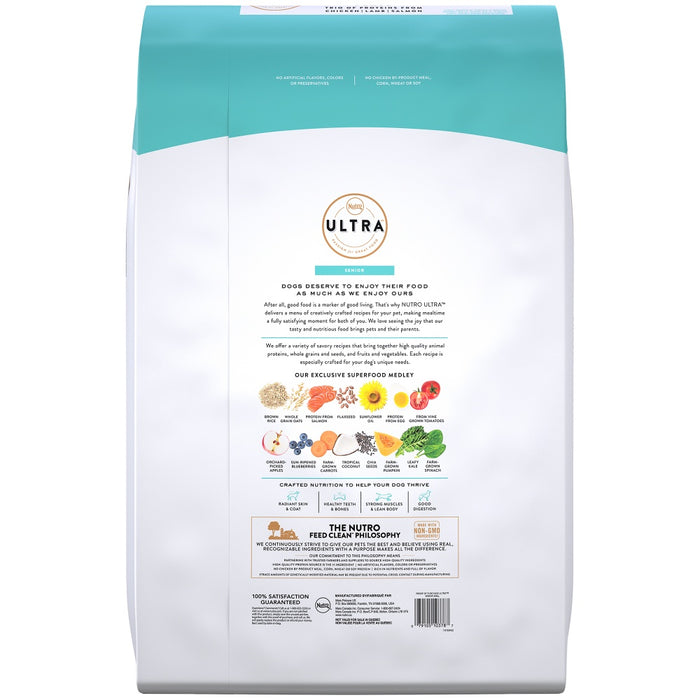 Nutro Ultra Senior Dry Dog Food
