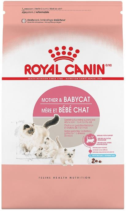 Royal Canin Mother and Babycat 34 Dry Cat Food