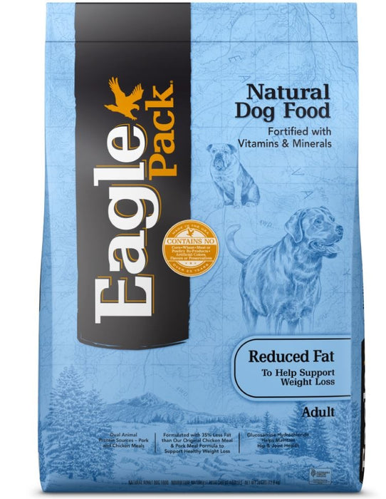 Eagle Pack Natural Reduced Fat Formula Dry Dog Food