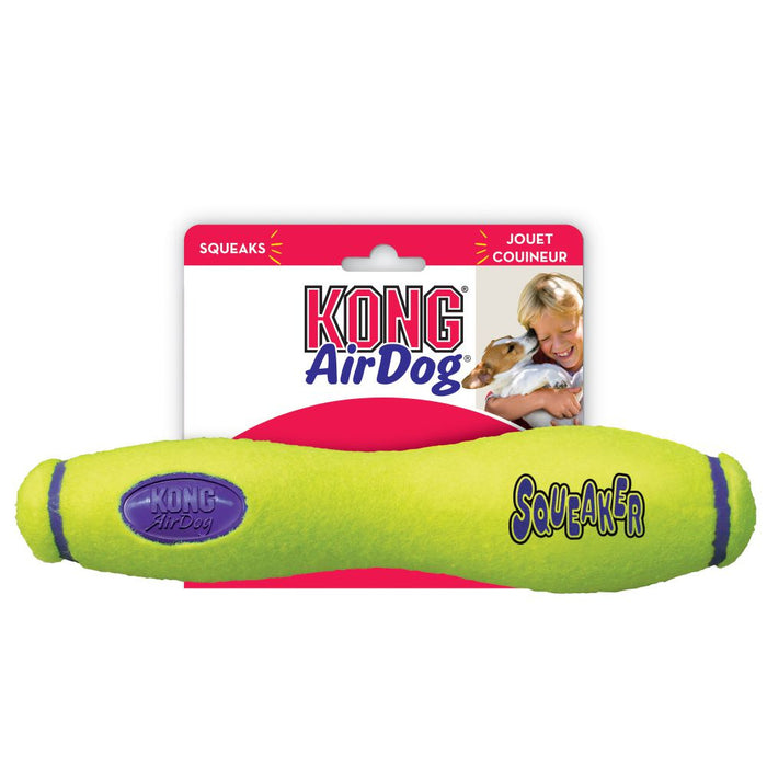 KONG AirDog Squeaker Stick Dog Toy
