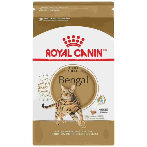Royal Canin Feline Breed Nutrition Adult Bengal Dry Cat Food