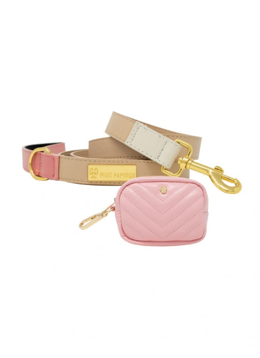 Pink Papyrus Lola Leash & Kylie BFF Mini Bundle Gift Set