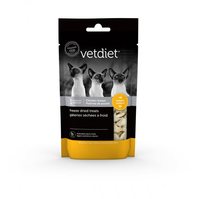 Vetdiet Freeze Dry Chicken Breast Cat Treats