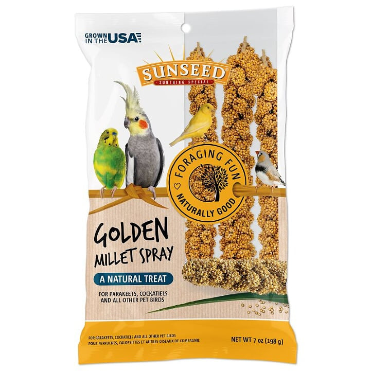 Vitakraft Sunthing Special Golden Millet Spray