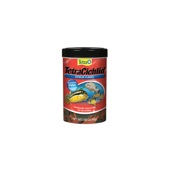 Tetra Cichlid Flakes Cichlid Fish Food