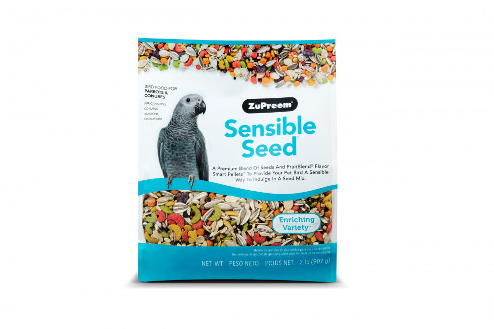 Zupreem Sensible Seed for Food Parrots and Conures