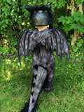 R16 - Dragon Wings Child Panel SET- Blue