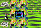 R9- Dogs- Big Dog- Shirt Panels