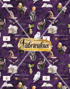 Fab Faves-  Purple Wizards