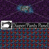 R21 - Fierce Diaper/Panty Panel