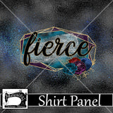 R21 - Grey Fierce Shirt Panel