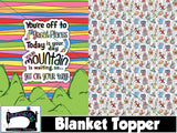 R20 -Mountain Mover Blanket Topper