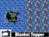 R19- Blanket Topper- The End
