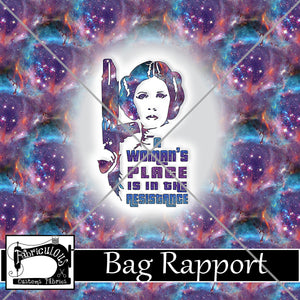 R24- Resist Bag Rapport (NEW!)