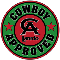 Laredo Cowboy Approved Boots