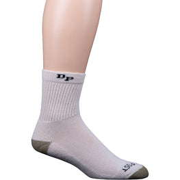 LIGHT WEIGHT HALF CREW SOCKS - Dan Post Boots