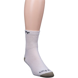 LIGHT WEIGHT HALF CREW SOCKS
