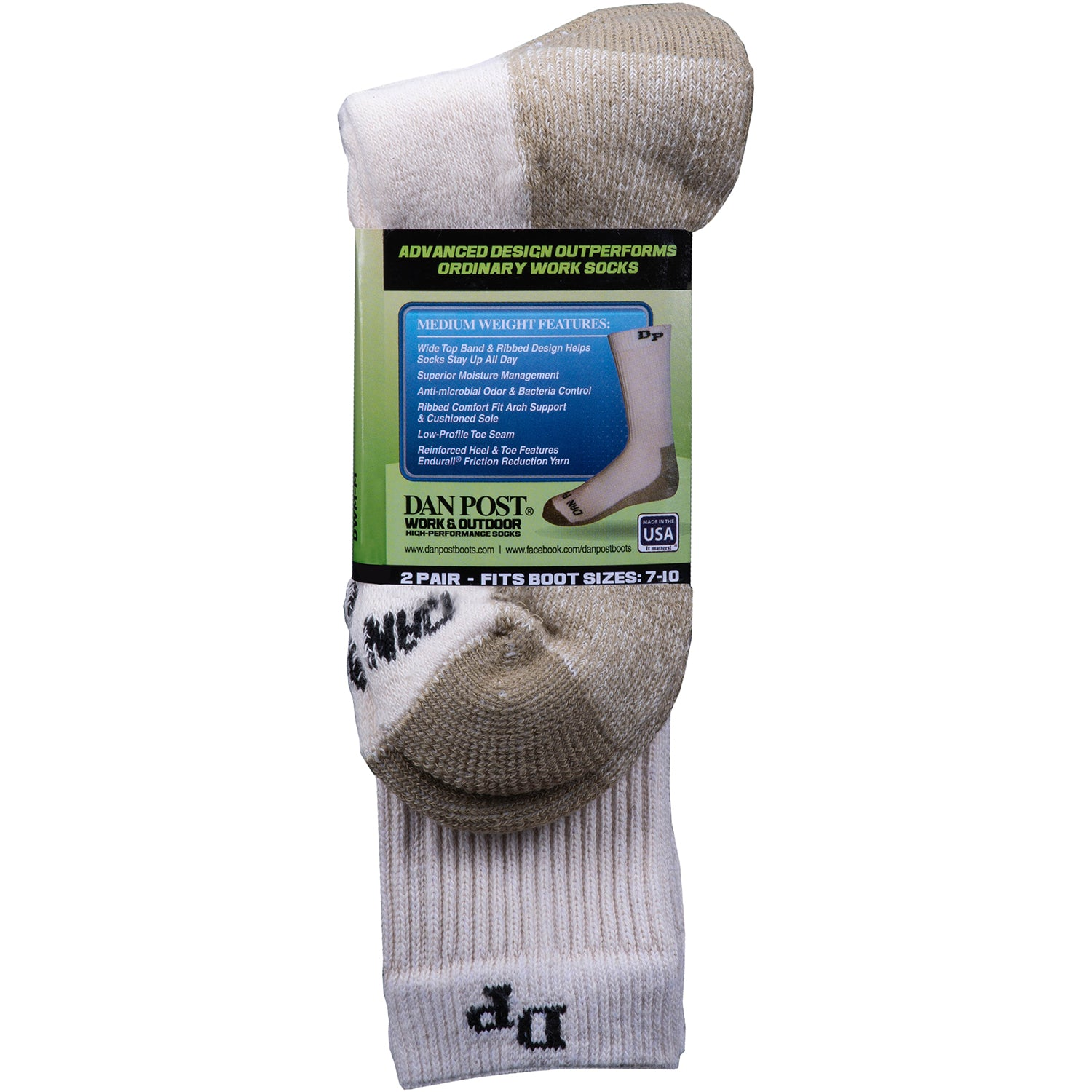 MEDIUM WEIGHT SOCKS 5114702823466