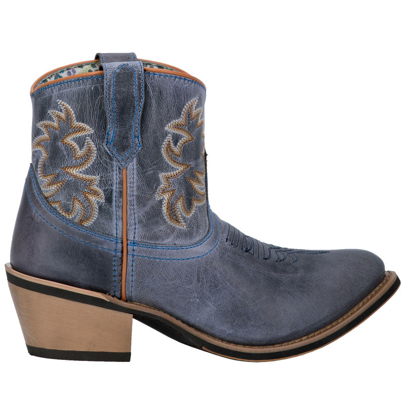 SAPPHRYE LEATHER BOOT