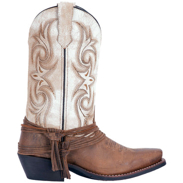 MYRA LEATHER BOOT