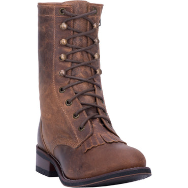 SARA ROSE LEATHER BOOT