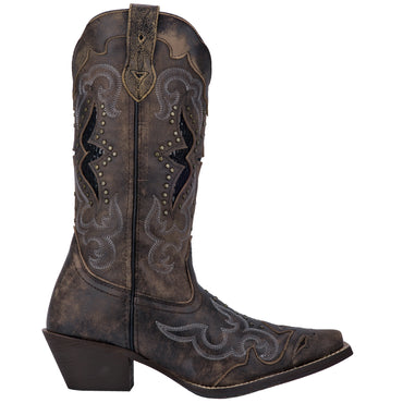 LUCRETIA LEATHER BOOT