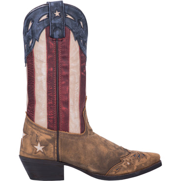 KEYES LEATHER BOOT - Dan Post Boots