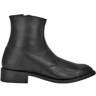 Angle 2, HOXIE LEATHER BOOT