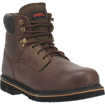 Angle 1, 6 INCH STEEL TOE LEATHER BOOT