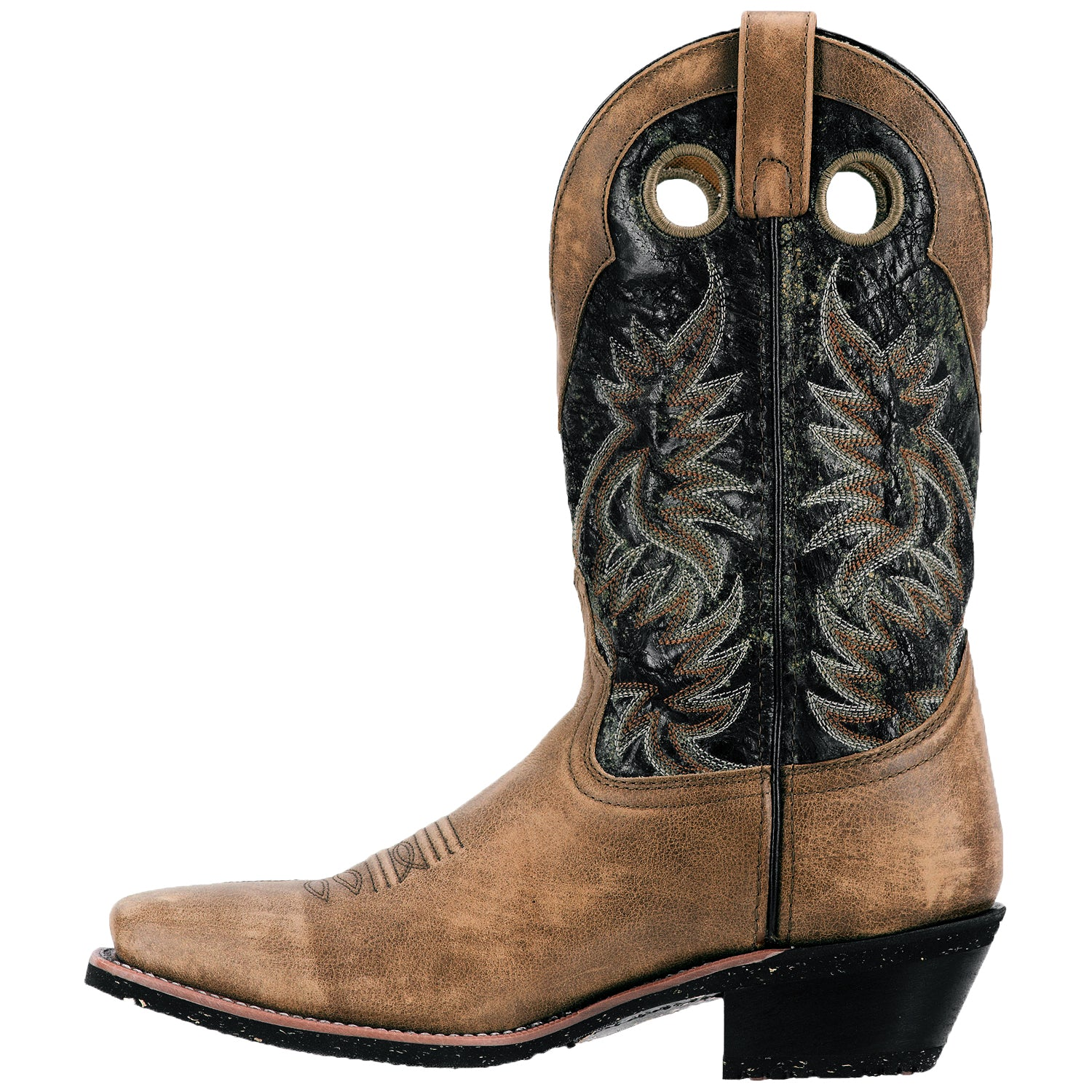 STILLWATER LEATHER BOOT