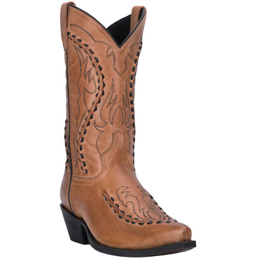 Angle 1, LARAMIE LEATHER BOOT