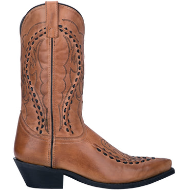 LARAMIE LEATHER BOOT - Dan Post Boots