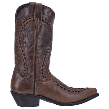 LARAMIE LEATHER BOOT