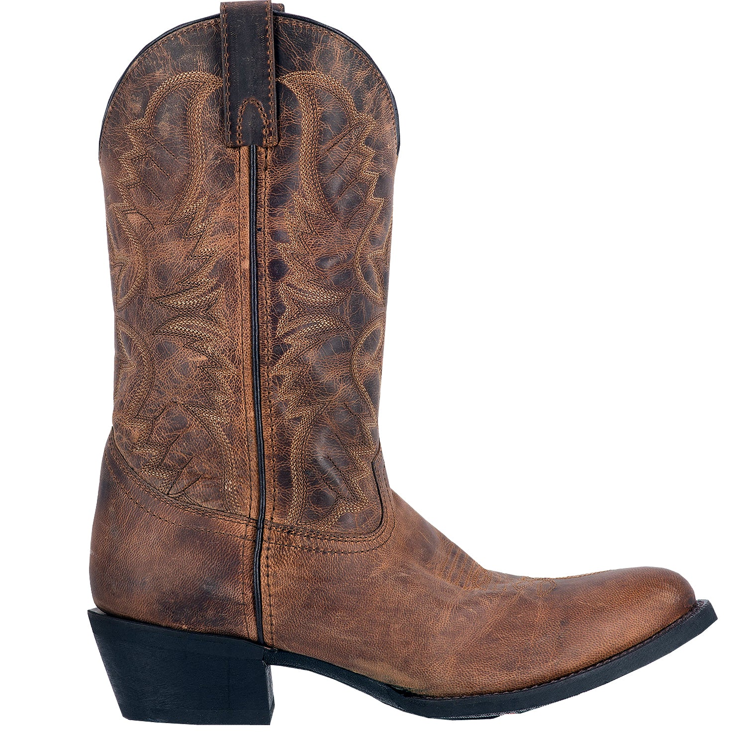 BIRCHWOOD LEATHER BOOT