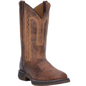 Release Dates For Sale Laredo Bennett Cowboy Boot 7454(Men's) -Tan Distressed Leather Discount Best Sale Manchester Great Sale Discount Choice With Credit Card Free Shipping NAGlDFB