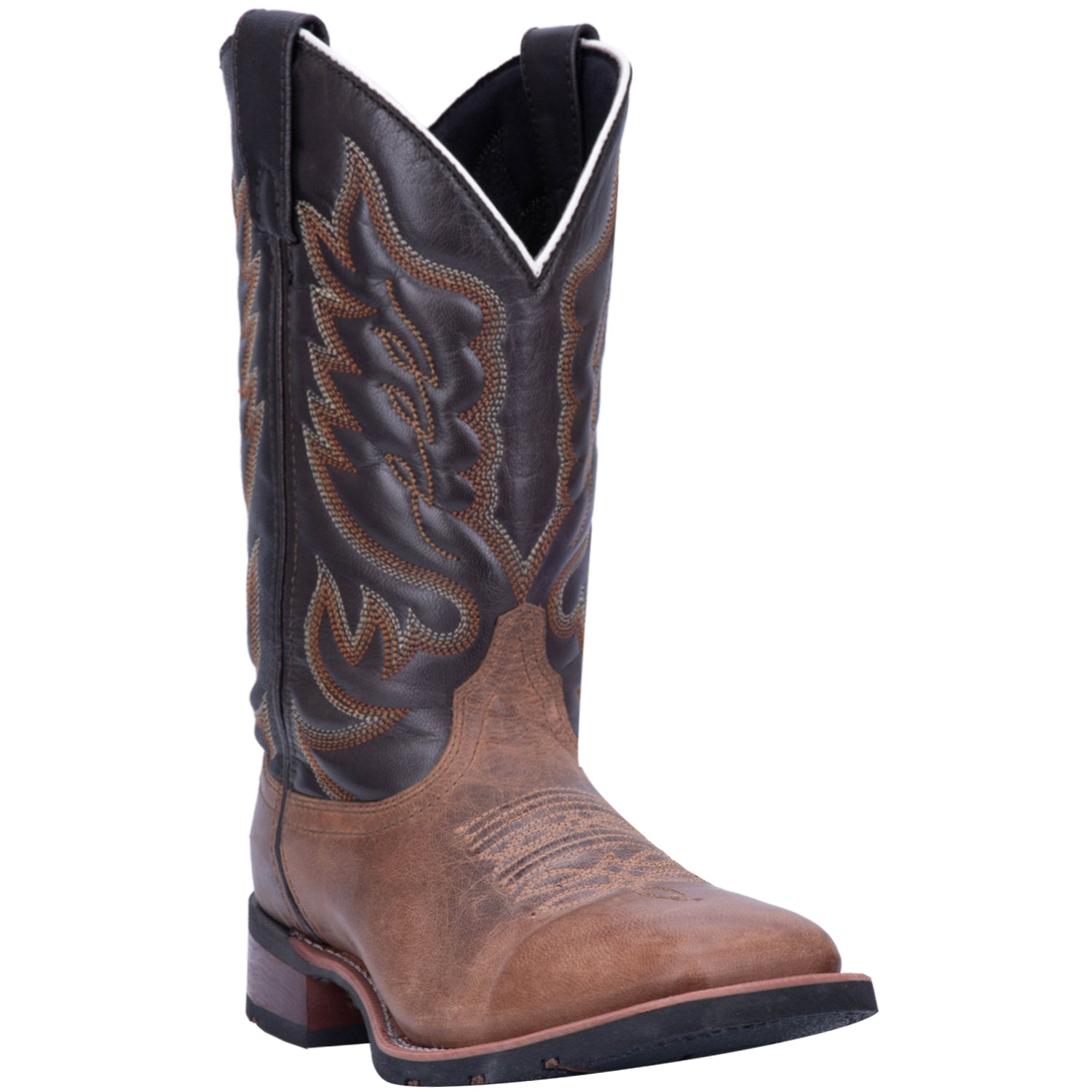 MONTANA LEATHER BOOT