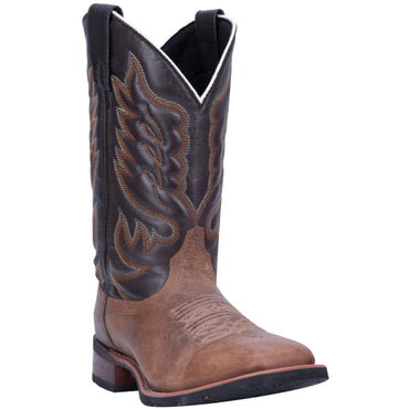 Angle 1, MONTANA LEATHER BOOT