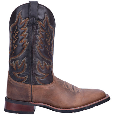 Angle 2, MONTANA LEATHER BOOT