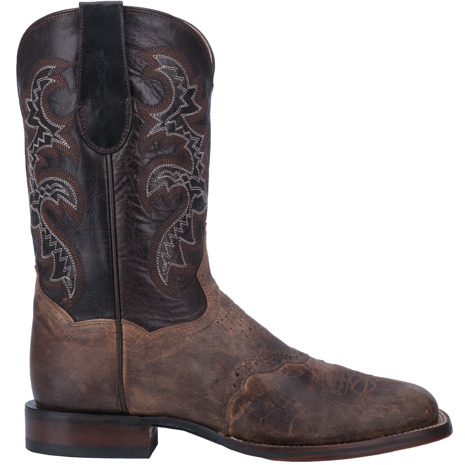 FRANKLIN LEATHER BOOT 4252535619626