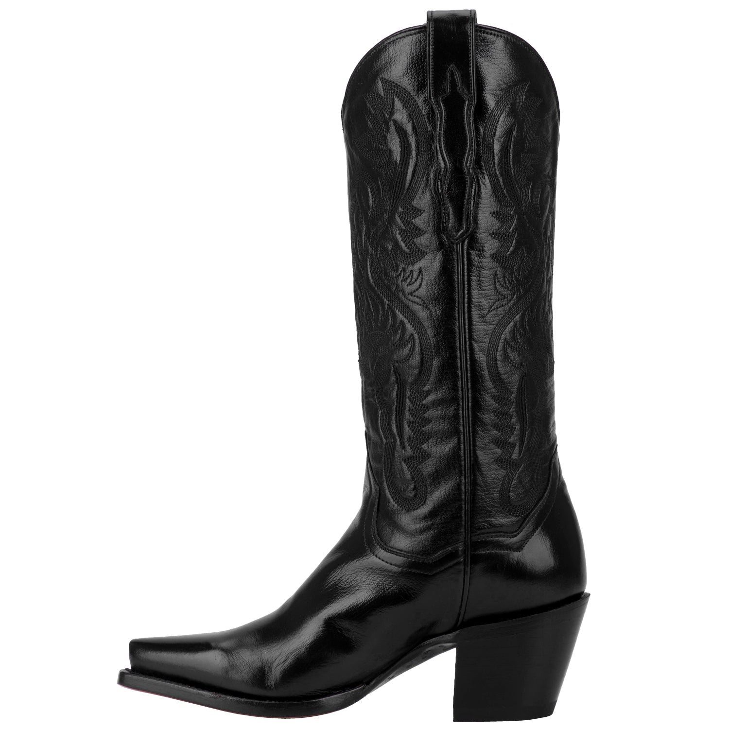 MARIA LEATHER BOOT 4253907517482