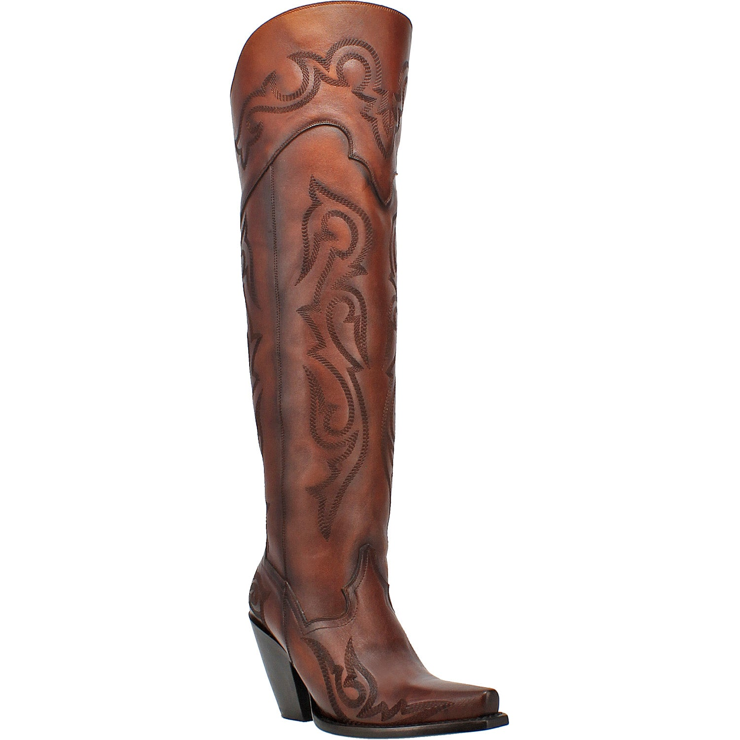 SEDUCTRESS LEATHER BOOT 15677892132906