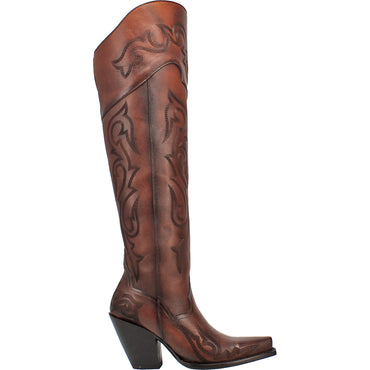 SEDUCTRESS LEATHER BOOT - Dan Post Boots