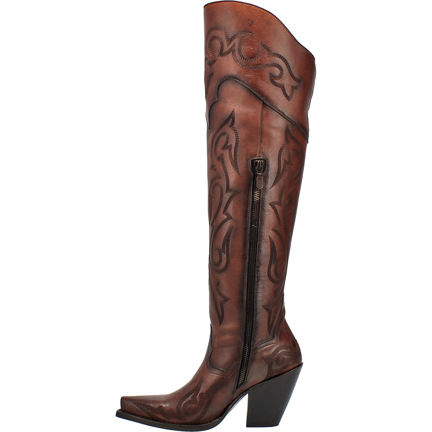 SEDUCTRESS LEATHER BOOT 15677892198442