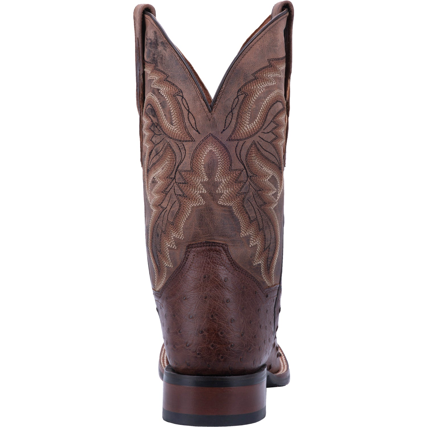 ALAMOSA FULL QUILL OSTRICH BOOT 4248825528362